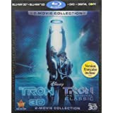 Tron: 2-Movie Collection (Legacy / The Original Classic) (+ Digital Copy) [Blu-ray]