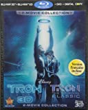 Tron: 2-Movie Collection (Legacy / The Original Classic) (+ Digital Copy) [Blu-ray]