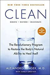 Clean: The Revolutionary Program to Restore the Body's Natural Ability to Heal Itself Hardcover