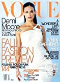 Vogue Magazine - July 2003 - Fall Fashion Preview - Demi Moore