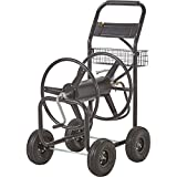 Kotulas Garden Hose Reel Cart — Holds 300ft. x 5/8in. Hose