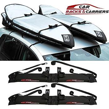 Amazon Com Car Rack Amp Carriers Double Surfboard Car