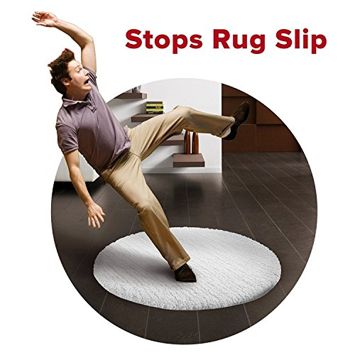 Premium Rug Gripper - Reusable Carpet Grippers, Suitable For Hardwood, Tile Floors. Alternative For Non Slip Pads, Sticky Tape. by Alphastic (Image #3)