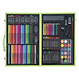 Children's Stationery 122 Sets Brush Art Supplies Student Watercolor Brush Painting Gifts Open School Season