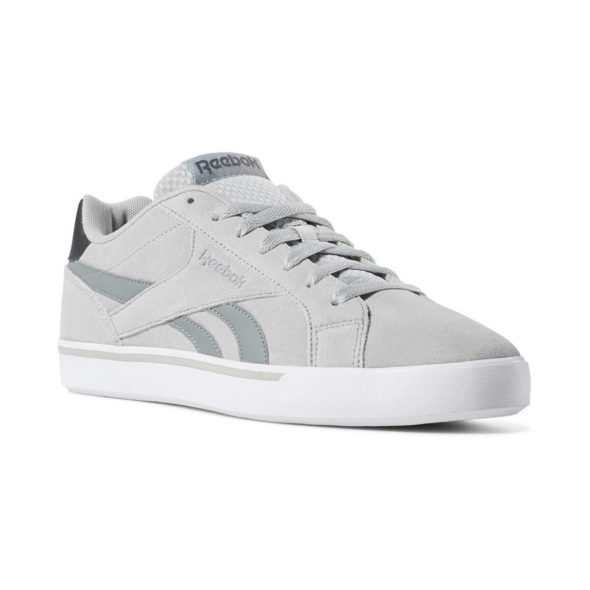 MultiCouleure (True gris 3 True gris 5 noir blanc 000) Reebok Royal Complete 2ls, Chaussures de Tennis Homme 45 1 3 EU