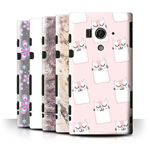 Stuff4 Phone Case / Cover for Sony Xperia Acro S/LT26w / ...