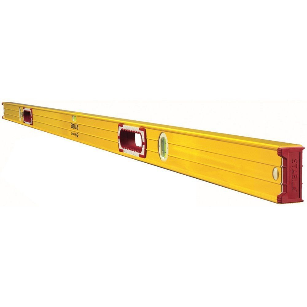 Stabila 37472 - 72-Inch builders level, High Strength Frame, Accuracy Certified Professional Level by Stabila