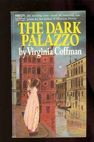 book cover of The Dark Palazzo