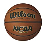 Wilson NCAA Limited Compsite Leather basketball, Official Size