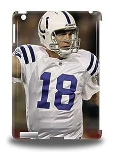New Fashion Premium Tpu 3D PC Case Cover For Ipad Air NFL Denver Broncos Peyton Manning #18 ( Custom Picture iPhone 6, iPhone 6 PLUS, iPhone 5, iPhone 5S, iPhone 5C, iPhone 4, iPhone 4S,Galaxy S6,Galaxy S5,Galaxy S4,Galaxy S3,Note 3,iPad Mini-Mini 2,iPad Air )