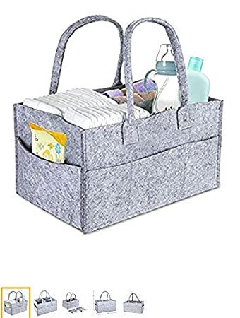 Amazon.com: DollyBoba – Bolsa de pañales para bebé, bolsa de ...