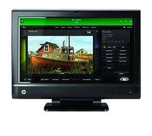 """HP TouchSmart 610-1280qd 3.4GHz i7-2600 23"""" 1920 x 1080Pixeles Negro, Plata - Ordenador de sobremesa All in One (58,4 cm (23""""), 1920 x 1080 Pixeles, Full HD, 16:9, 250 cd / m², 16,78 millones de colores)"""