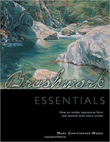 Amazon Brushwork Essentials 9781440306747 Mark Christopher