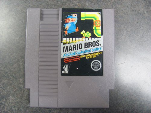 Original Mario Bros Arcade Classics