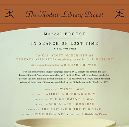 In Search of Lost Time: Proust 6-pack (Modern Library Classics)