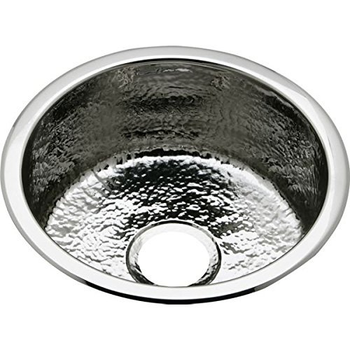 (Elkay SCF16FBSH The Mystic Specialty Collection Sink, Hammered by)