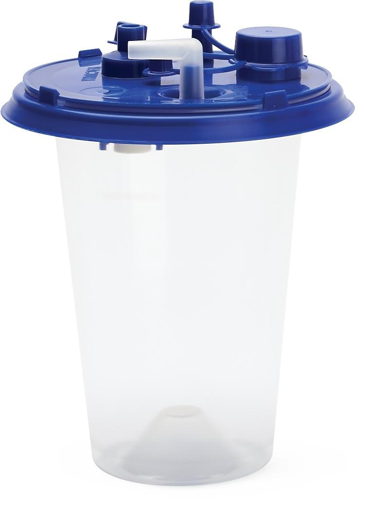 Medline OR515 Suction Canister Semi-Rigid Liners (Case of 100)