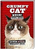 Grumpy Cat: Nein! Weil Nein: Immer schön negativ sein