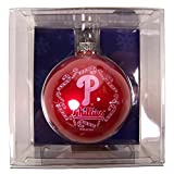 "MLB Philadelphia Phillies Traditional 2 5/8"" Ornament"