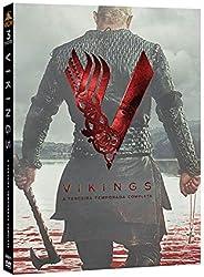 Vikings 3ª Temporada [Dvd]