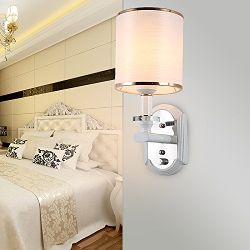 Personalizzate le luci a parete moderno minimalista letto Camera da ...