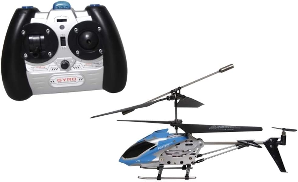 Racer R//C Polizei Helikopter 2.4GHz,Gyro