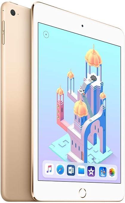 Apple Ipad Mini 4 128gb Wi Fi Cellular Gold Computer Zubehör