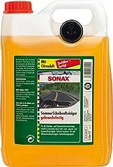 SONAX gebrauchsfertig mit Citrusduft  5