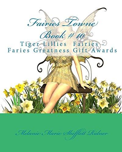 Fairies Towne Book # 10 (English Edition)