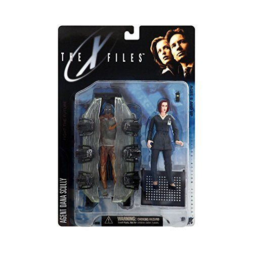 X-Files Season 1 Scully: With regular costume cryo-pot (Scully Costume)