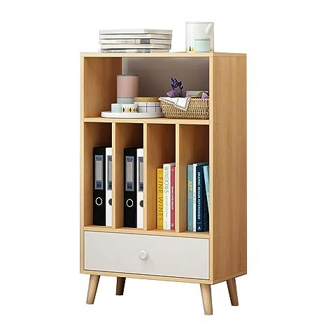 Amazon.com: Estantería para libros con estantería ...