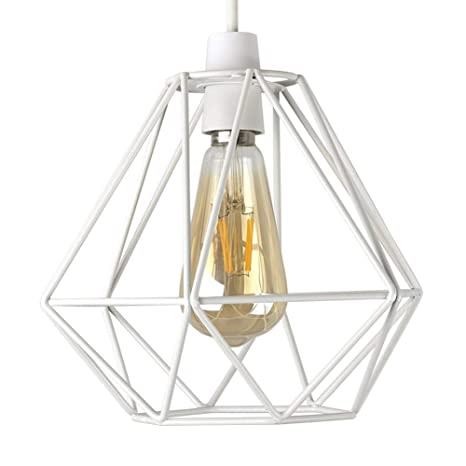 Ceiling Lights & Fans Humorous Black White Color Wrought Iron Lamp Birdcage Pendant Light Modern Dining Living Room Bird Cage Lantern Lamp Fixture Evident Effect Lights & Lighting