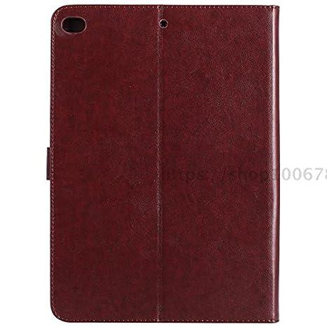 iPad Air 2 caso, ngift [gatos y árbol] Ultra Slim - Funda de ...