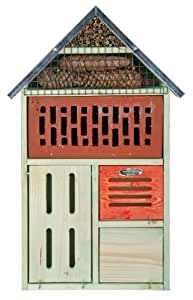 Esschert Design USA WA23 Insect Hotel with Brick Front