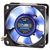 Noiseblocker NB-BlackSilentFan XR2 60mmx25mm Ultra Quiet Fan - 2200 RPM - 15 dBA