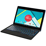 """Nextbook Ares 10.1"""" 16GB 2-in-1 Android Quad Core WiFi EFUN Tablet with Keyboard Dock"""