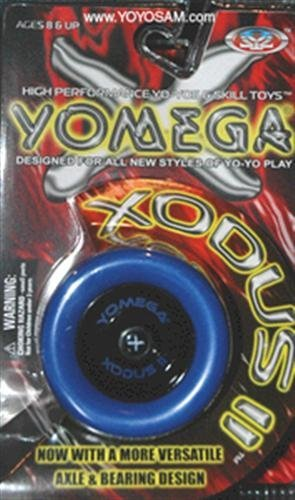 Yomega Xodus II Yo-Yo - Blue and Black by Yomega