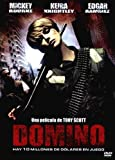 Domino (1 Disco) (Import Movie) (European Format - Zone 2) (2008) Keira Knightley; Mickey Rourke; Mena Suva