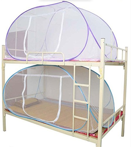 JOODS Mosquito Net For Bed Student Bunk Bed Mosquito Net Mesh Adult Double Bed Netting Tent