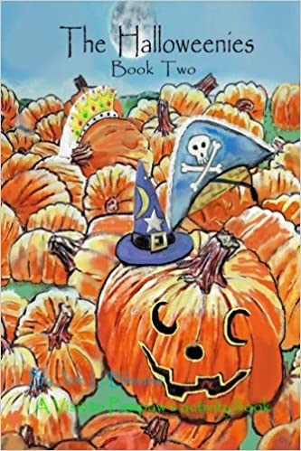 The Halloweenies Book Two: A Halloween paper craft book: Volume 10 (A Visit to Pawpaw's)