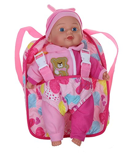 Baby Born Twin Dolls And Stroller - 3