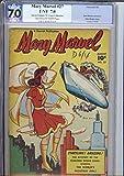 Mary Marvel Comics #27 Fawcet 1948 PGX 7.0 D copy
