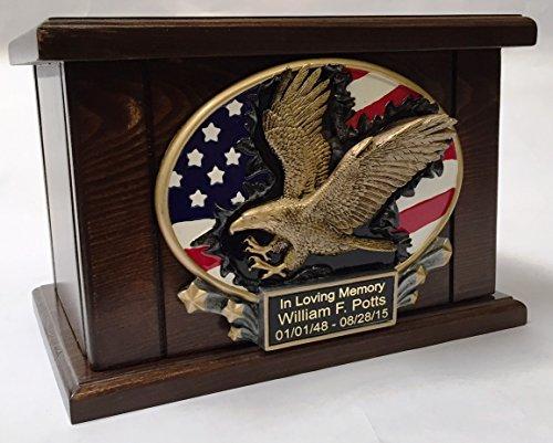 Eagle American Flag - 3