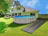 2-2'X20' SunQuest Solar Swimming Pool Heater with
