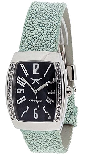 Carrera Wrist Watch (CARRERA Green Leather imitation Watch-cw58612103011)