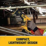 DEWALT 20V MAX XR Brushless Impact Driver and