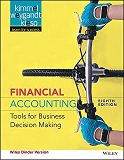 Financial accounting 8th edition robert libby patricia libby financial accounting binder ready version tools for business decision making fandeluxe Choice Image