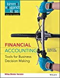 img - for Financial Accounting, Binder Ready Version: Tools for Business Decision Making book / textbook / text book