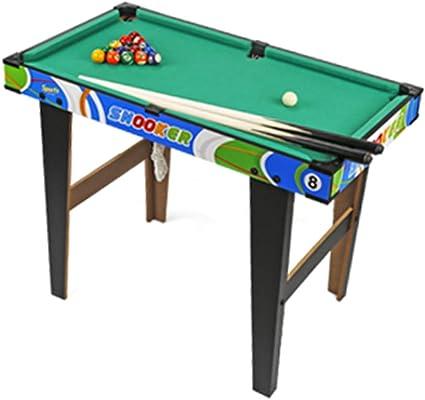 Juguetes de tenis de mesa para el hogar Mesa de billar para niños ...