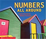 Numbers All Around, Susan Canizares and Betsey Chessen, 0439045983